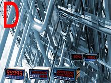 Flow Rate Meters & Totalizers
