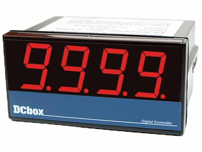 DC4-A4 Digital Microprocessor Meter