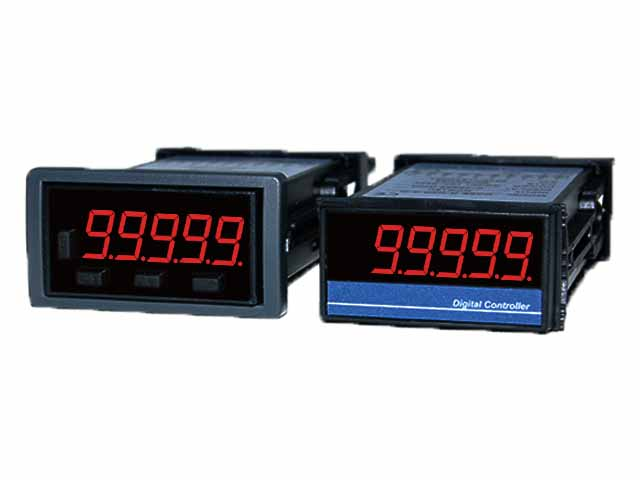 DC5S-A5 Digital Microprocessor Meter with 1 Alarm (24*48)