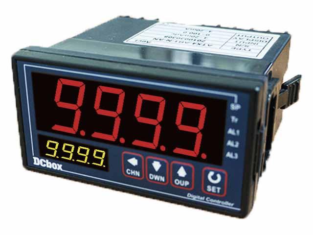 DPM-6Sensor Using Microprocessor Meter
