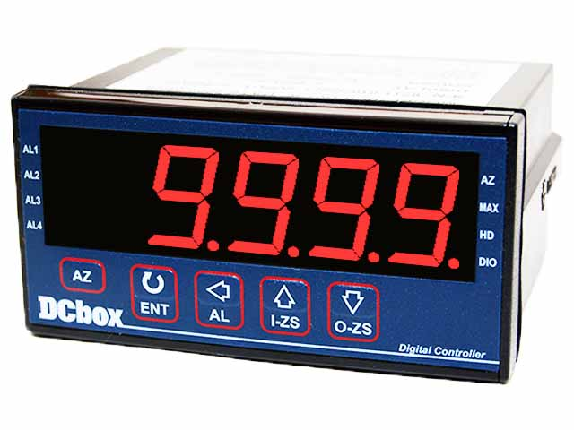 GA44 Digital Analog Input Meter