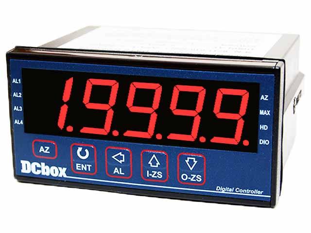 GA5H-A4 1/2 Digital Microprocessor Meter