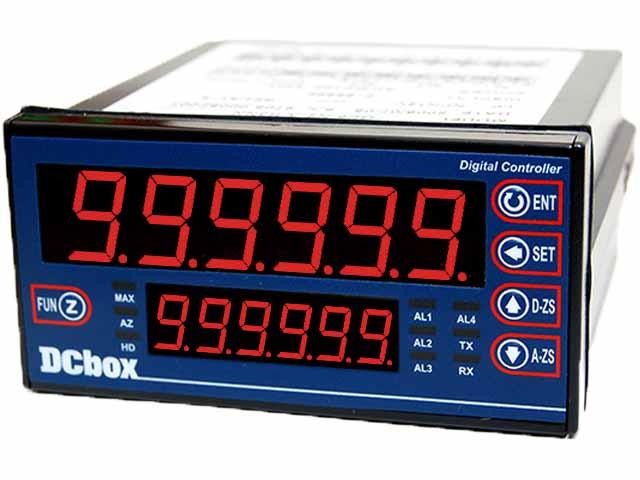 GA66 Digital Microprocessor Meter