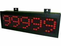 GBMR10cm Dot-Matrix Puse Input Large Display (RPM/Line-Speed/Frequency)