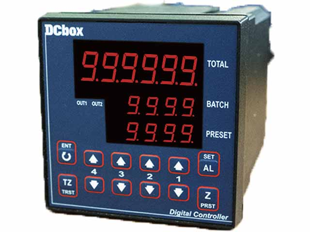 DCT7266 Digital Microprocessor Batch Counter (3 Screens Type)