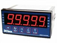 DC5H-B5 Digital Dual Input Microprocessor Math Meter
