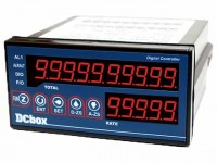 GTR10 Digital Microprocess Pulse Input Totalizer Meter