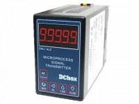 DCM-RH4 1/2 Digital Microprocessor Temperature & Humidity Isolated Transmitter